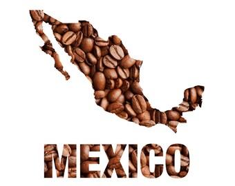 Coffee, Mexico Chiapas Fresh Roasted Coffee