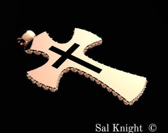 The cross by Sal Knight ©