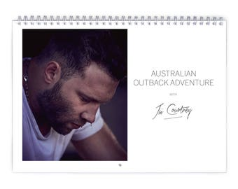 Jai Courtney Vol.1 - 2018 Calendar