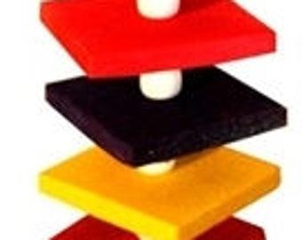 1134 Long Mini Step Bird Toy