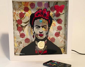 Frida shadowbox