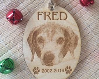 dog portrait, dog ornament , custom dog ornament, pet memorial gift, pet loss gift, pet keepsake, pet rememberance, pet gift,dog gift