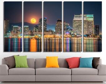 USA, San Diego Art, San Diego, San Diego Canvas, San Diego Wall