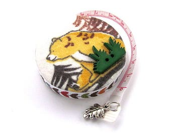 Tape Measure Cuddly Bears Retractable Measuring Tape