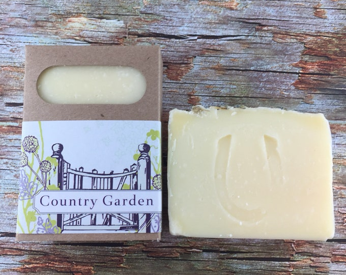 Featured listing image: Lavender Lemongrass Soap
