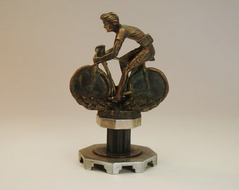 Cycling Trophy, Italian, Vintage
