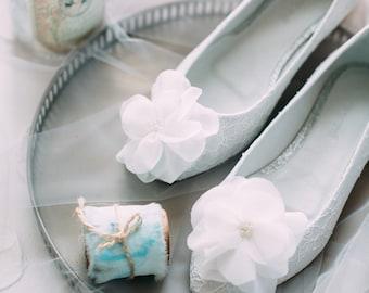 Lace wedding shoes, Wedding shoes, bridal ballet flats, low wedding shoes, bridal flats, wedding flats, white wedding shoes, ballet flats