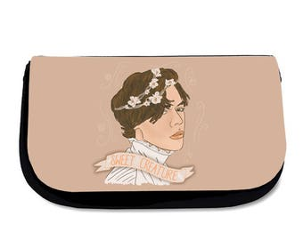 Sweet Creature Makeup Bag Pencil Case Wash Bag One Direction Harry Styles Cosmetics Travel