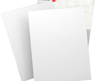 100 Label sheets 8,5 x 11,labels,stickers,100 White Matte Blank Full Sheet Labels 8.5 x 11 inches - 1 per sheet,inkjet labels,