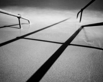 Four -  fine art monochrome photography