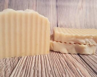 Men's Goat Milk Soap, Soap for Men, Man Soap