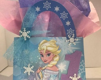 Frozen candy bags/ goody bags/ party favors QTY 12