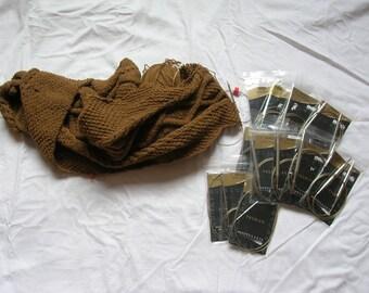 """Addi knitting needles, Addi Premium, Addi Turbo needles, Circular Cables, Knitting Needles, 9mm US13 UK00 / 80cm 31.496"""", 100cm 39.37"""""""