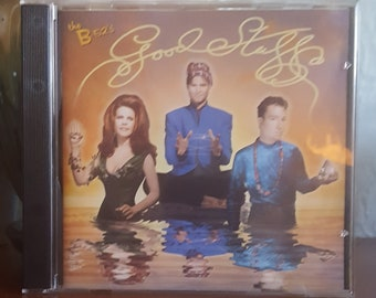 The B-52's (CD) - Good Stuff (Original '92/Good Stuff/Is That You Mo-Dean/Revolution Earth)
