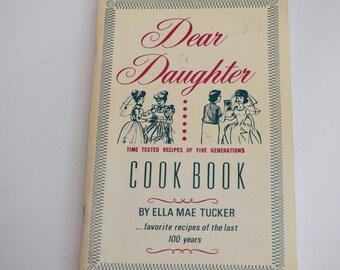 Vintage Children's Book, Dear Daughter