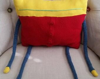 Handmade Pillow Monster