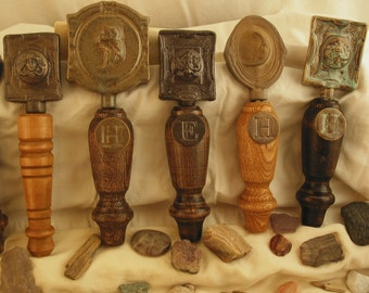 Original Personalized Custom Beer Taps and Pulls - Tap Handles by April Hilland