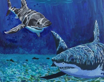 Requin- original for sale