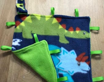 Lovey Blanket with Strap