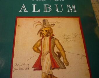 The Victoria & Albert Album -Decorative Arts Book - 1986 gift for art lovers - decorator designer British style