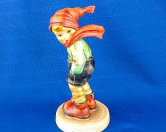 March Winds Hummel Figurine