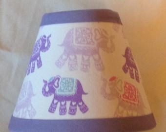 Stella Elephant Fabric Night Light /Baby Gift