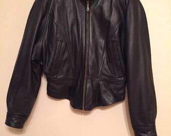 100% WILSONS Leather jacket