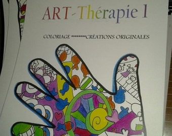 Coloring book, coloring book