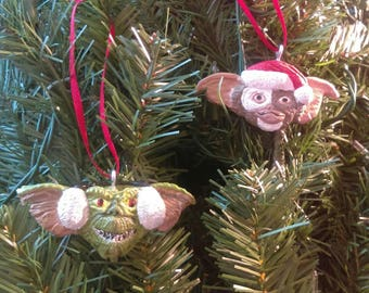 Gremlins Christmas Ornaments