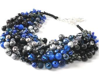 kama4you 3335 necklace crocheted