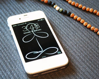Namaste - A Wallpaper For Your Smart Phone