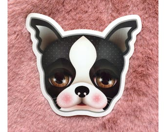 CHOOSE 1 * 3 inch weatherproof vinyl sticker - Ideal for laptops, cellphones etc...