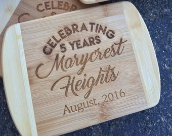 Bulk Custom Cutting Board,Personalized Cutting Board,Shower Gift,Wedding Gift,Anniversary Gifts,Housewarming Gift,Laser Engraved