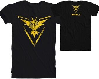 Pokemon Team Instinct T-shirt