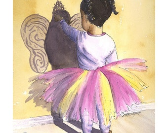 Fairy Dreams Art Print 11x14