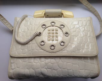 Vintage Telephone Purse