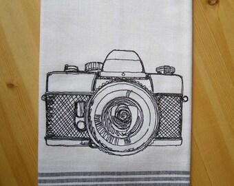 Camera Kitchen Towel