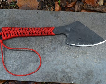 Camp Hatchet, Integral-Forged Handle