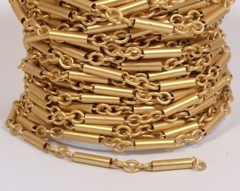 Dynamite Chain - Matte Gold - CH147 - Choose Your Length