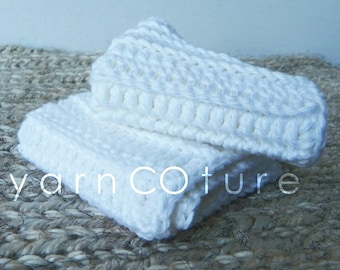 The BASIC Spa Washcloth Set - You Choose The Color