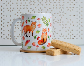 Foxes Coffee Mug / Tea Mug