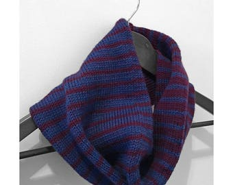 Alltime Knit Cowl · 45 Colours · 100% Wool