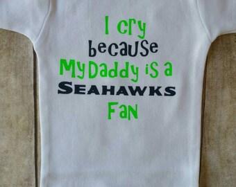 Funny Seahawks Inspired Shirt or Bodysuit