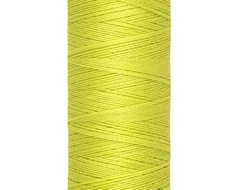 Gutermann 100 lime green neck wire. 334