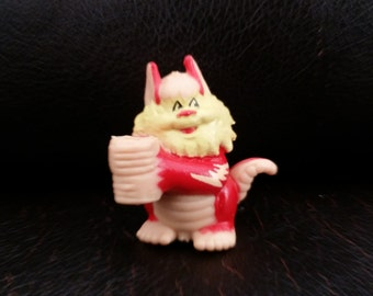 Vintage 1985 Snarf Pencil Topper Thunder Cats