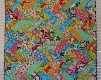 Soul Blossoms Braid Quilt