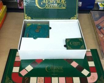 1985 The Charade Game Pressman Vintage 1980's Retro Board Game