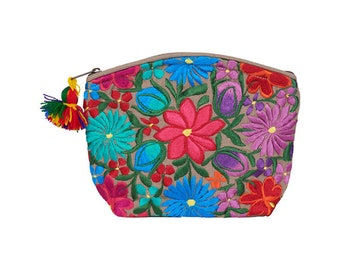 Everything Is Blooming Cosmetic Bag