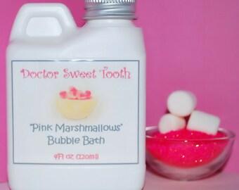 Pink Marshmallows Bubble Bath 4oz