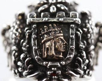 Tigrani - Tigran The GreatSterling Silver Ring